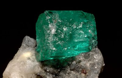 Emerald in the Rough ©WikiC