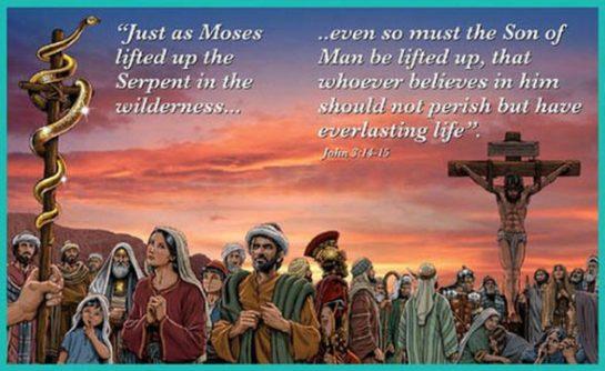 John3.14-16-Numbers21.4-9