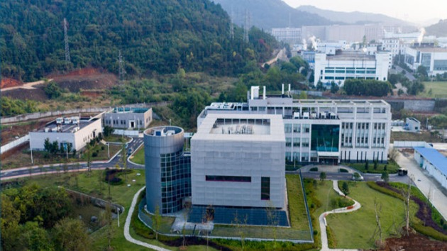Wuhan-laboratory